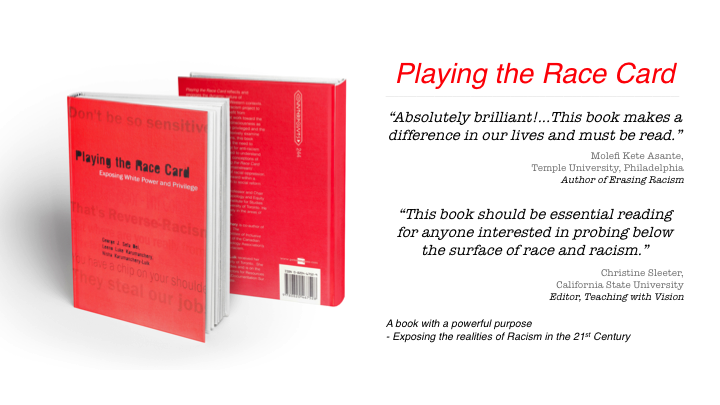 Playing the Race Card on Amazon